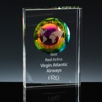Corporate Globe Travel Award for Best Airline.