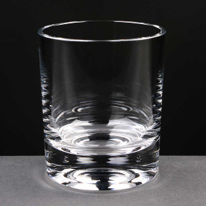 The Balmoral Glass Whisky Glass, can be bespoke engraved.
