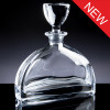 Modern Diplomat 0.6L Crystal Decanter, Blue Boxed